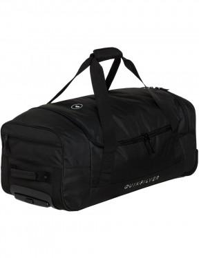 Quiksilver New Centurion Wheeled Luggage in True Black