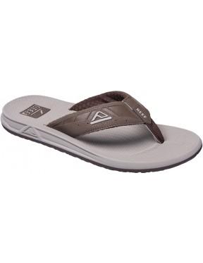 Reef Phantoms Sport Sandals in Light Grey/Brown