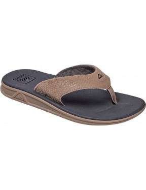 Reef Rover Sport Sandals in Tan/Black
