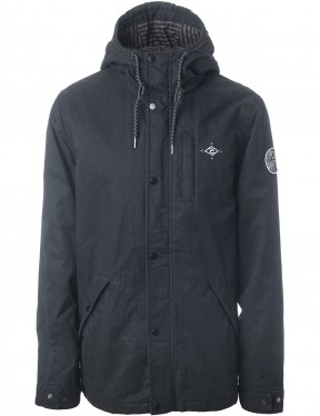 Rip Curl Guru Jacket in Black