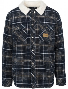 Rip Curl Lumber Jacket in Mood Indigo