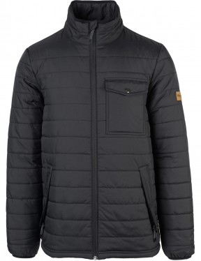 Rip Curl Melt Insulated Jacket in Black