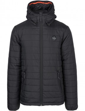 Rip Curl Melter Insulated Jacket in Black