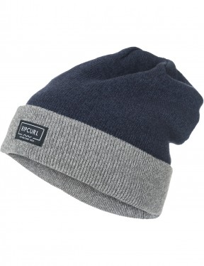 Rip Curl New Rolla Beanie in Night Sky