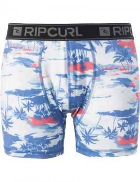 Rip Curl Retro Boxer Short Underwear in White