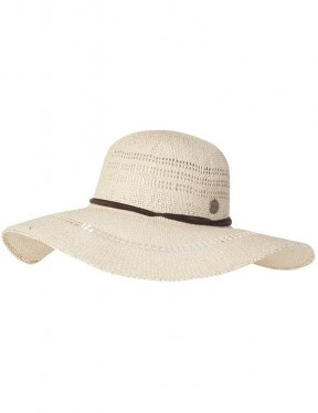 Rip Curl Ritual Boho Sun Hat in Light Natural
