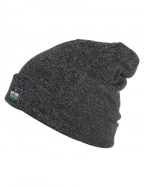 Rip Curl Rolla Up Beanie in Black