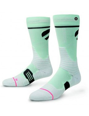 Stance Alsace Snow Socks in Blue
