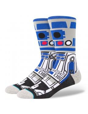 Stance Star Wars Artoo Socks in Blue