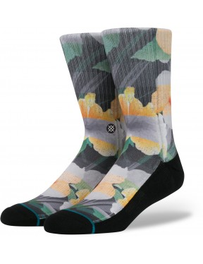 Stance Bengal Socks in Green