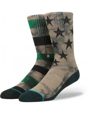 Stance Command Socks in Olive