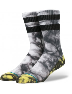 Stance Dyser Socks in Yellow
