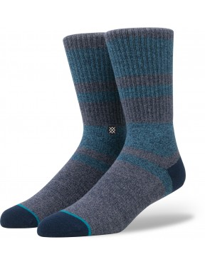 Stance El Cap Socks in Navy