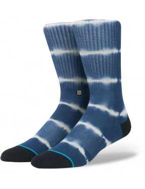 Stance Frank Socks in Navy
