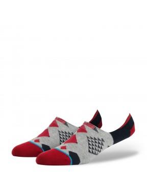 Stance Hilands Socks in Red