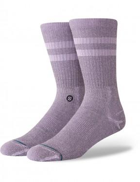 Stance Joven Crew Socks in Violet