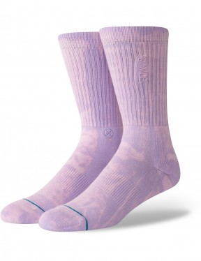 Stance OG 2 Crew Socks in Violet