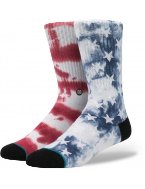 Stance Patriot 2 Socks in Navy