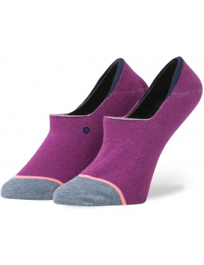 Stance Plain Jane Socks in Purple