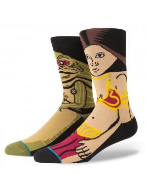 Stance Princess Socks in Tan