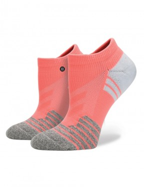Coral Stance Pro Low Socks