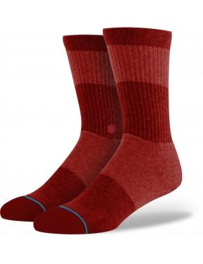 Stance Spectrum Socks in Red