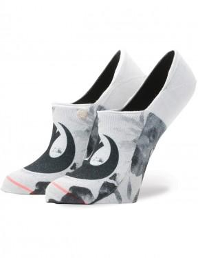 Stance Star Wars Rebel Sky No Show Socks in White