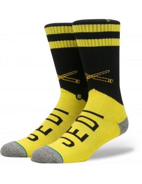 Yellow Stance Star Wars Varsity Jedi Socks