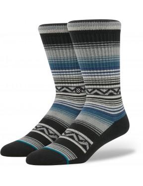 Blue Stance Sun Burst Socks