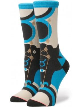 Stance Taurus Crew Socks in Multi
