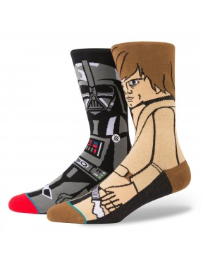Stance Star Wars The Force Socks in Black