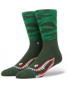 Stance Warhawk Socks in Green