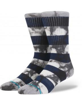 Stance Wells Socks in Navy