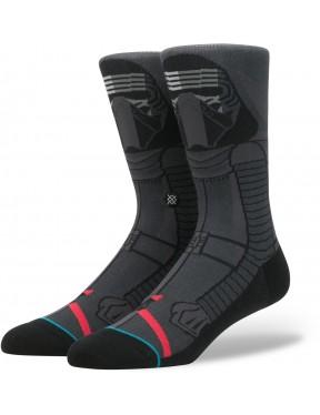 Stance Star Wars Kylo Ren Socks in Dark Grey