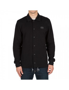 Volcom Coach Fashion Jacket in Black