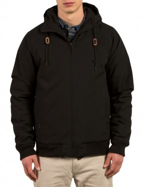 Volcom Hernan Jacket in Black