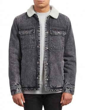 Volcom Keaton Jacket in Black