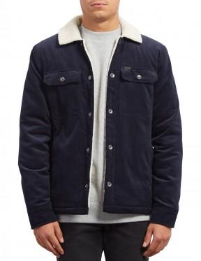 Volcom Keaton Jacket in Navy