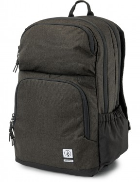 Volcom Roamer Backpack in New Black