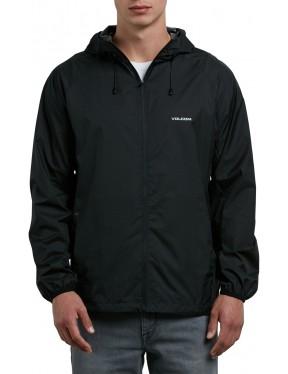 Volcom Stone Lite Jacket in Black