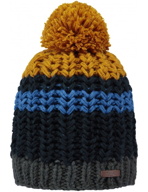 Barts Colton Bobble Hat in Ochre