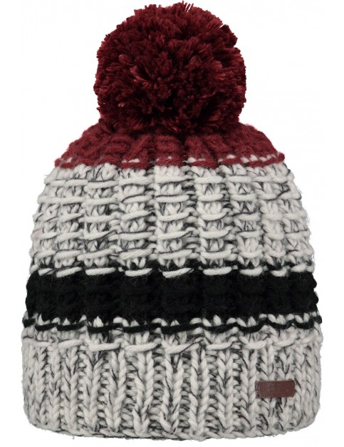 Barts Hume Bobble Hat in Army