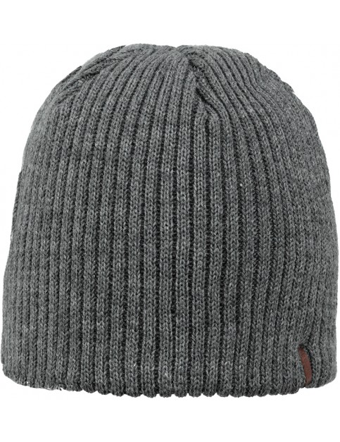Barts Wilbert Beanie in Dark Heather