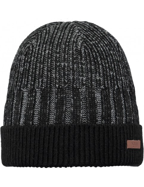 Barts Tire Beanie in Black