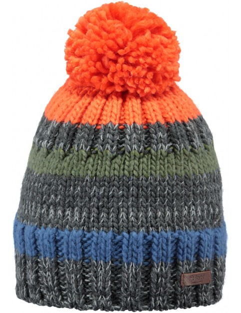 Barts Brodys Bobble Hat in Orange