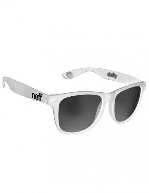 Neff Daily Sunglasses - White