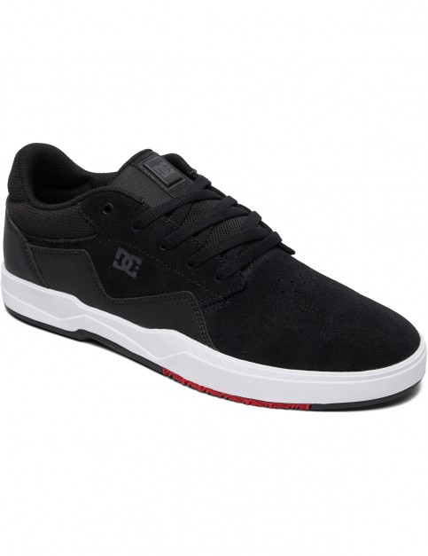 DC Barksdale Trainers in Black/Grey