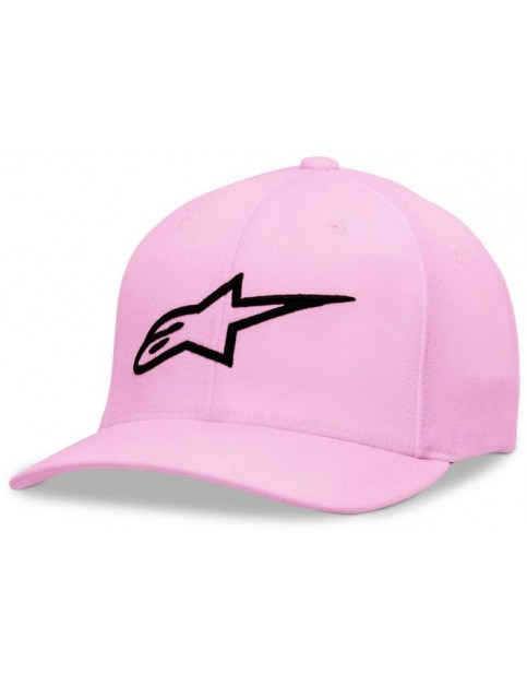 Alpinestars Ageless Cap in Pink/Black