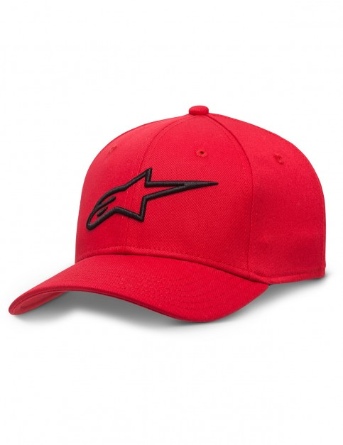 Alpinestars Ageless Cap in Red