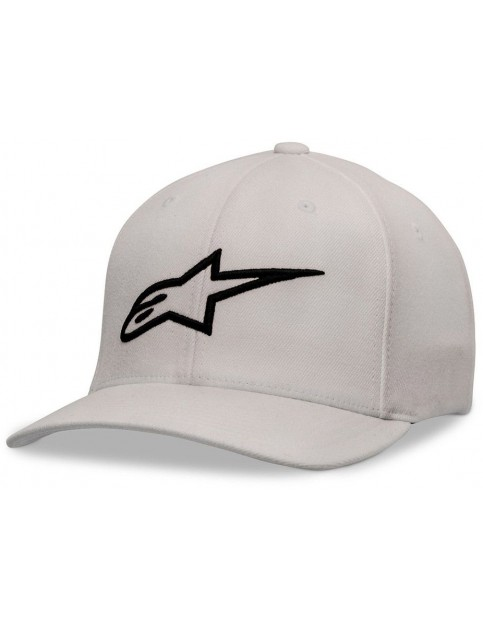 Alpinestars Ageless Cap in Silver/Black